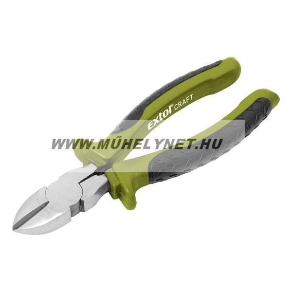 extol craft oldalcsípő fogó 160 mm