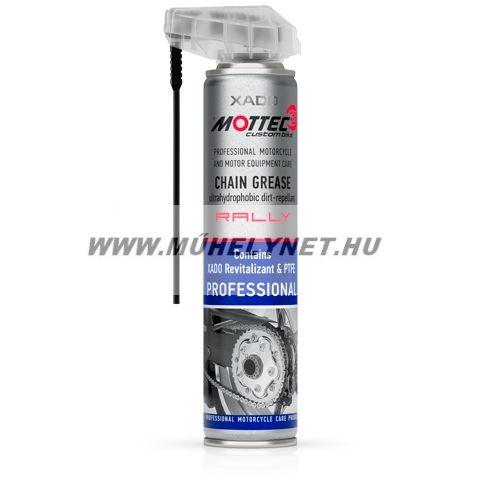 xado Mottec lánc spray terepkerékpározáshoz 200 ml.