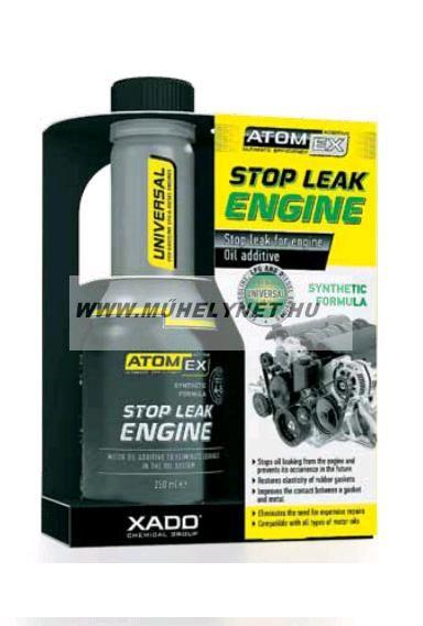 Xado Atomex motor olajfolyás tömítő