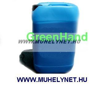 GreenHand alkatrészmosó hideg zsíroldó folyadék mosóasztalokhoz 25l-es