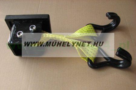 Hi-jack fogasléces off-road emelőhöz kerék emelő adapter