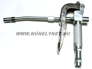 Zsírzópisztoly pneumatikus pumpás rendszerhez