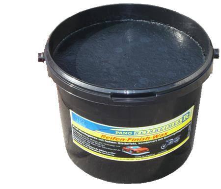 Gumiszerelő paszta fekete 5 kg Pangus