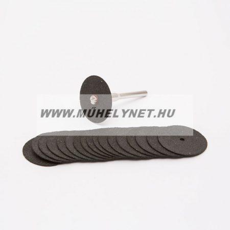 HANDY mini gravírozó,vágókorong készlet 18 db-os