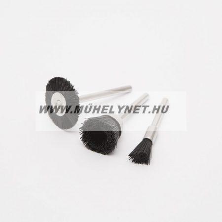 HANDY mini gravírozó,nylon drótkorong készlet 3 db-os