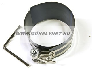Gyűrűösszehúzó szalag dugattyúhoz 53-125 mm