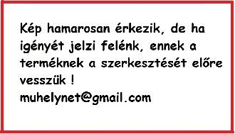 Gumijavító tapasz MCX12 10db akár darabra is !