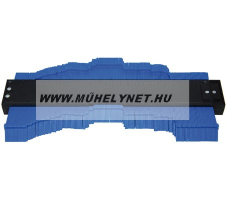 Kontúr mérő BGS 250mm,műanyag