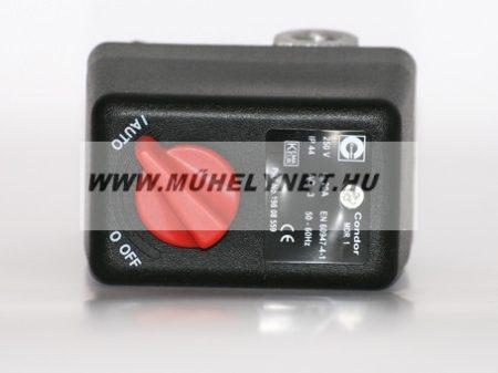 kompresszor nyomáskapcsoló 230 V