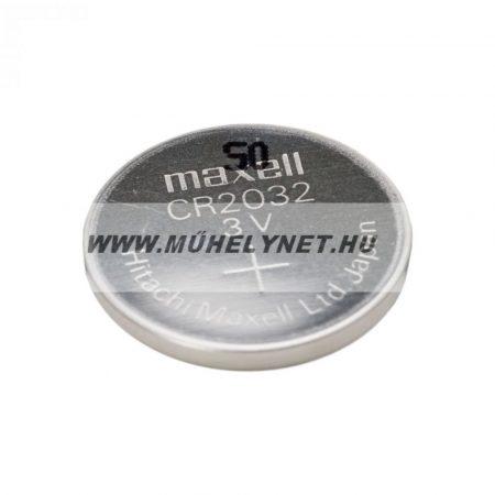 maxell litium gombelem 3V