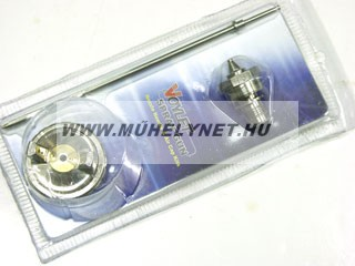 HVLP festékszóró pisztoly tartalék fúvóka szett 2.0