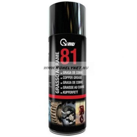 rézzsír spray 400 ml