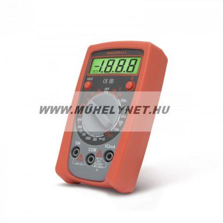 Multiméter digitális,zseb méretű