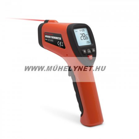 infra hőmérő maxwell -50/380 fokig