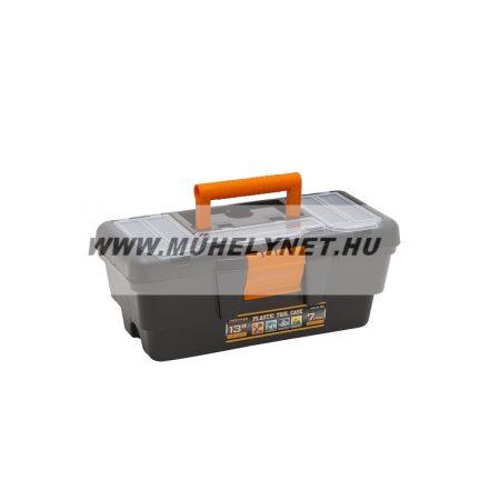 Szerszámtartó láda műanyag 320 x 170 x 130 mm Handy