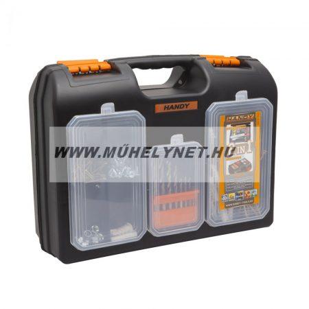 Hordozható műanyag szerszámos táska Handy
