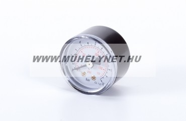 Levegő nyomás mérő manométer 40 mm-es
