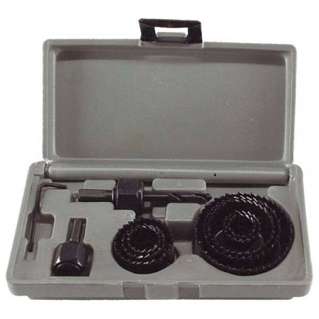 körkivágó klt. fához  11db, 20-65mm