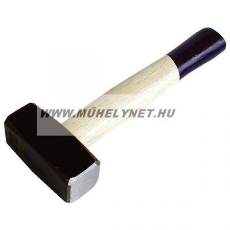 Egyengető / kőtörő kalapács 1 kg. DIN/TÜV