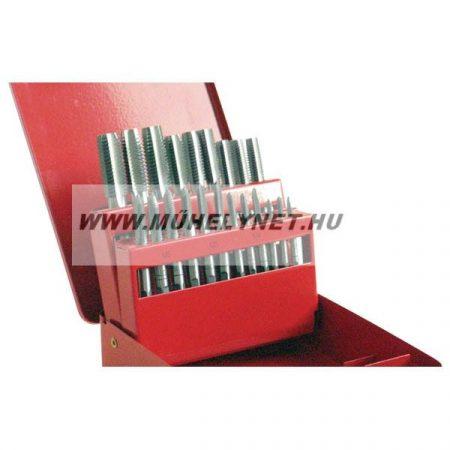 Menetfúró készlet 3-12mm Extol Prémium