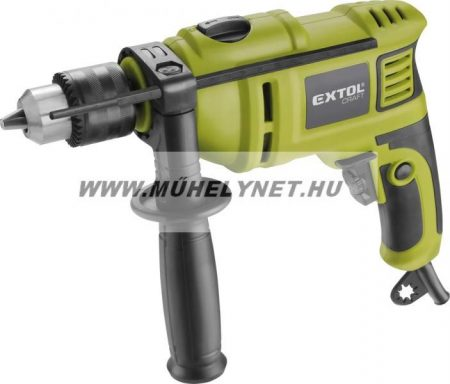 Ütvefúró gép 550w Extol Craft