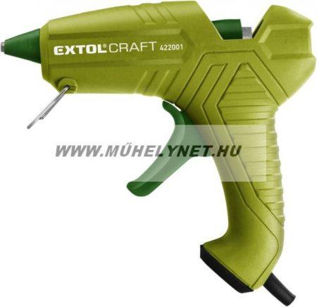 Meleg ragasztó pisztoly 40W Extol Craft
