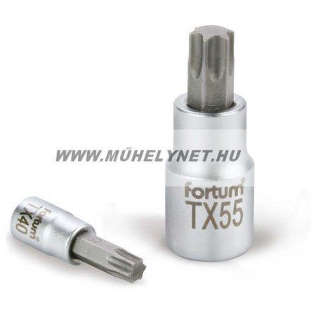 """Torx fej fortum 1/2"""" T40"""