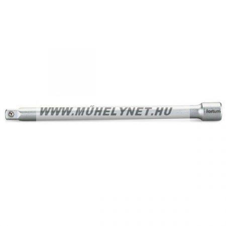 """hosszabbító szár 1/2"""" 125 mm ipari minőség FORTUM"""