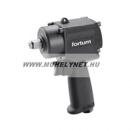 """Légkulcs 1/2"""" 610 Nm twin hammer Fortum mini"""