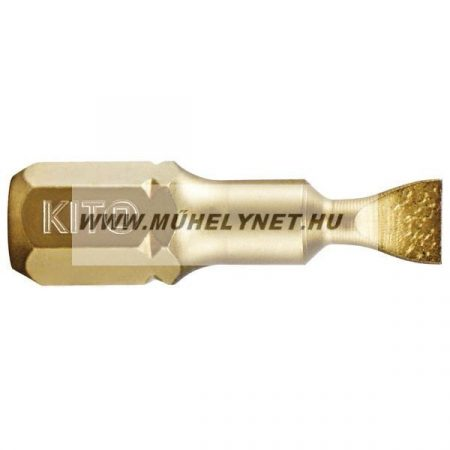KITO bit lapos titánium SHARK S 5.5,hossza 50 mm