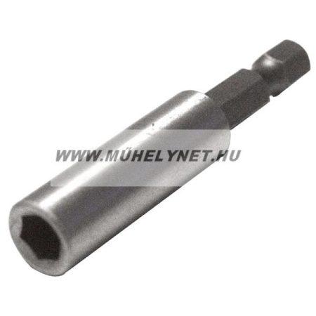 bittartó szár fúrógéphez, mágneses 60 mm