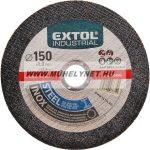 Vágókorong 125 mm Extol Industrial
