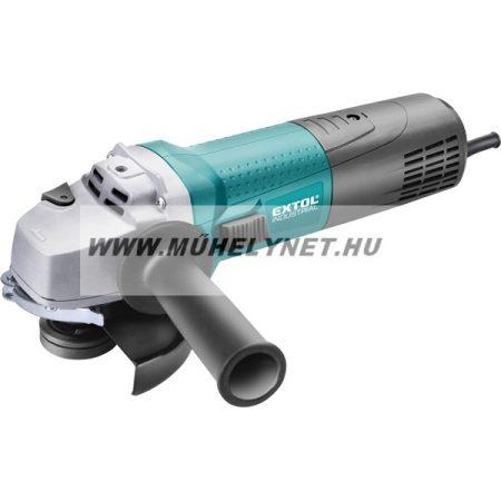 Sarokcsiszoló 125mm 1400 W Extol Industrial