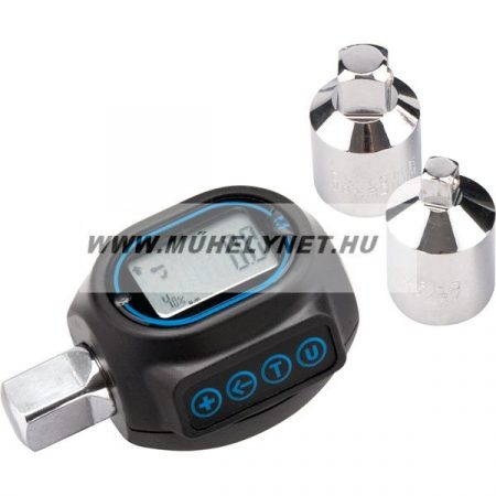Nyomaték adapter,digitális, hangjelzéssel  20-200 Nm