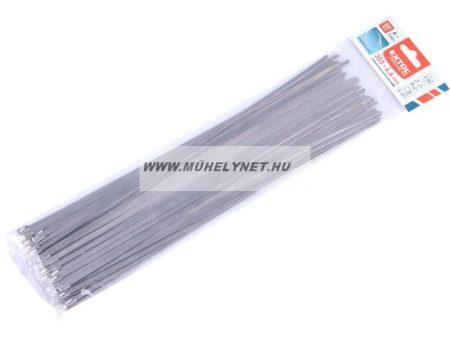 Kábel kötegelő INOX 4,6 x 350