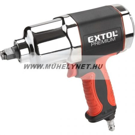 "Légkulcs 1/2"" twin-hammer 680 Nm Extol Premium"