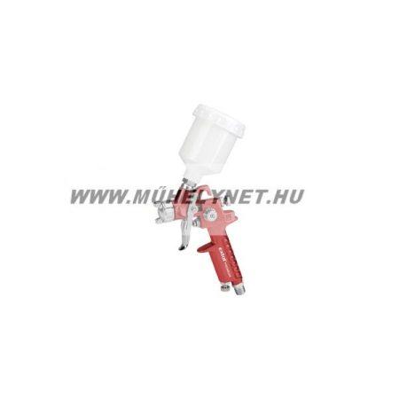 Mini HVLP festékszóró pisztoly Extol Prémium 0,8 mm
