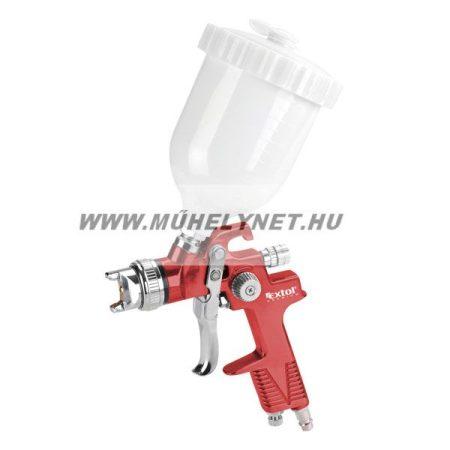 Festékszóró pisztoly HVLP 1,4 kivtel Extol Premium