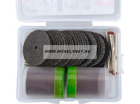 Gravírozó vágótárcsa  készlet mini köszörűhöz 100 db-os