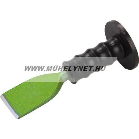 Véső lapos éllel kézvédővel extol Craft 230 mm