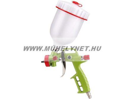 Festékszóró pisztoly Extol felső tartályos, normál kivitelű, max 4 bar