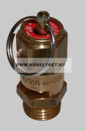 Kompresszor biztonsági szelep 8 bar