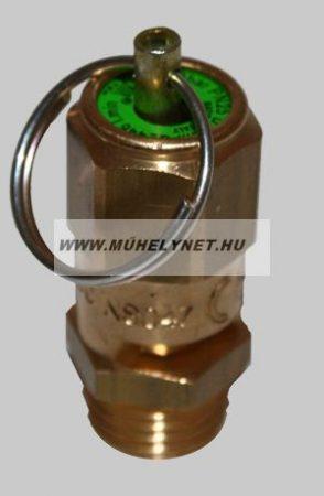 Kompresszor biztonsági szelep 10 bar