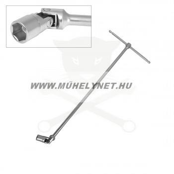 T-kulcs 12 mm, csuklós
