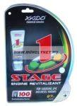 XADO revitalizáló gél 1 lépéses kiszerelés belső égésű motorokhoz. XADO 1 Stage