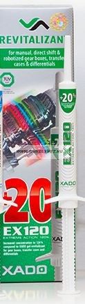 xado ex120 sebességváltóhoz és differenciálműhöz 8 ml