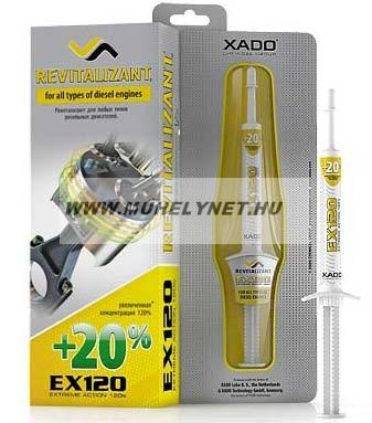 xado ex120 diesel motorokhoz 8 ml