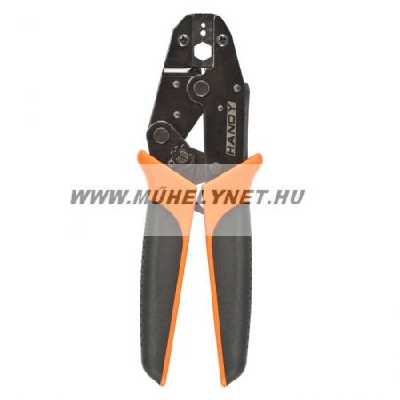 érvég hüvely fogó koax kábelekhez 2,54-10,9 mm