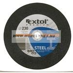 extol prémium vágótárcsa 125x1 mm FE-INOX